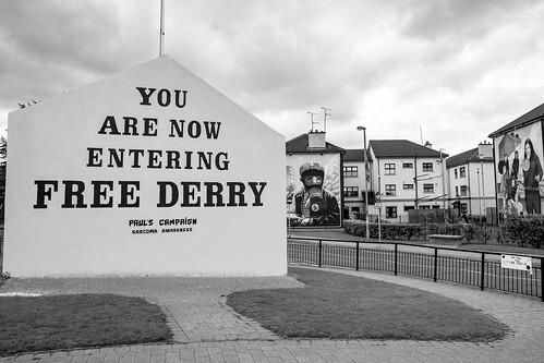 Derry - Bogside
