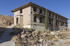 Abandoned Boron Federal Prison. (slworking2) Tags: us boronfederalprison abandoned urbex urbanexploration decay airforce minimumsecurity boron california unitedstates