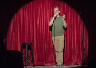 The Comedy Stylings of . . . Matt Hamblin