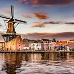 De Adriaan Windmill, Haarlem, Netherlands thumbnail