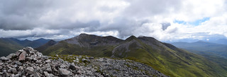Pano Ring of Steall
