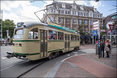 HTM 1101 (Chris 1971) Tags: htm hovm pcc pcccar tram streetcar trolley denhaag thehague goetsjûhsùitdehaag touristtram museum trammuseum haagsopenbaarvervoermuseum 1101
