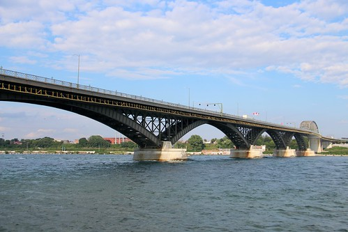 Peace Bridge (Buffalo New York and Fort Erie, Ontario)