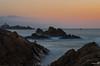 Sunset fishing (haddadzakaria) Tags: 2017 algeria fishing jijel landscape longexposure nature person rock sea seascape summer lighthouse sun sunset grandphare