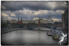 Skyline of Moscow (UfoSp@in ஐ★Freelance Photo★ஐ) Tags: rusia hdr canon eos 5d mark ii colores clouds arquitectura square sky sol diafragma fotografia happy holiday hand january skyline travel treasure textura topaz textures reflections river exposure explore colors view vacancy bokeh beatiful best bellezas nubes myself macbookpro mac macbook monumentos architecture alien apple photography photoshop photomatrix pueblos obturador iso instagram infinity years yself traveling 2017 retoques hidden house vacaciones moscow landscape tumblr face street rio space federal city gagarinsky skin purple nikon nwn
