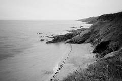 Beaches of Cornwall  #Cornwall #beach #photograph #blackandwhite #filmlike #sea #fuji #xe1 #digital (BW_Mark) Tags: cornwall beach photograph blackandwhite filmlike sea fuji xe1 digital