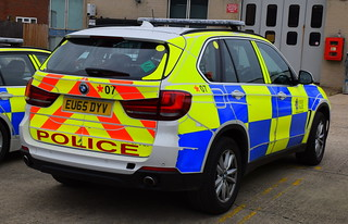 Essex Police | BMW X5 | Armed Response Vehicle | 07 | EU65 DYV