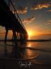 2017 - 07_24 - Portrait - Largs - Sunset 01 (stevenlazar) Tags: largs leefilters beach ocean sunset australia adelaide water sand olympusomdem5mkii 2017 jetty longexposure southaustralia colour