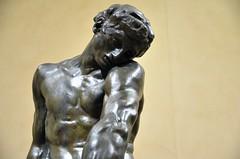 Adam (jpellgen (@1179_jp)) Tags: kc kansascity mo missouri medwest summer usa america travel roadtrip nikon sigma 1770mm d7000 2017 september museum art nelsonatkins statue sculpture rodin adam