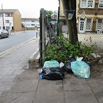 Regular dumping 'hotspot' - Corner of Somerset Road thumbnail
