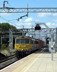 Bletchley (DarloRich2009) Tags: fl freightliner freightlinergroup geneseewyoming class86 86637 buckinghamshire bucks miltonkeynes bletchley bletchleyrailwaystation bletchleystation