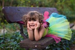 Banco (Lorena Hoyos Fotografía) Tags: kids niños fotografía infantil retrato portrait fairy fairytale hada cuento capricho madrid