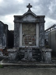 Fortune | Ghastly Travels (ghastlyvongore1) Tags: grave tomb cemetery graveyard history historic paranormal ghost haunted travel neworleans louisiana