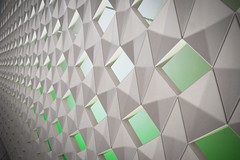 Interior wall, Opera House, Oslo (jens.gothilander) Tags: oslo norway sightseeing tourist visitor vacation summer 2017 swede tourism nikon d5500 operahuset operaen norge building exterior interior architecture design
