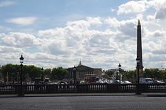 Paris, Place de la Concorde, Assemblée Nationale, Dôme des Invalides, 14/08/2017 (jlfaurie) Tags: paris 14082017 visite visita familiamechas mechas mpmdf jlfr jlfaurie casa home maison enfants placeconcorde invalides invalidos assembléenationale