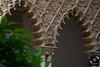 """""""Verde y piedra"""" (javimcarranza) Tags: sevilla seville alcazar castle palace palacio árabe musulman arte art arquitectura architecture buildings edificio estuco yeso escayola castillo andalucia cultura"""