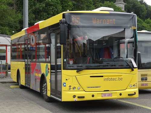 "Dinant: Jonckheere Transit ""TEC"""
