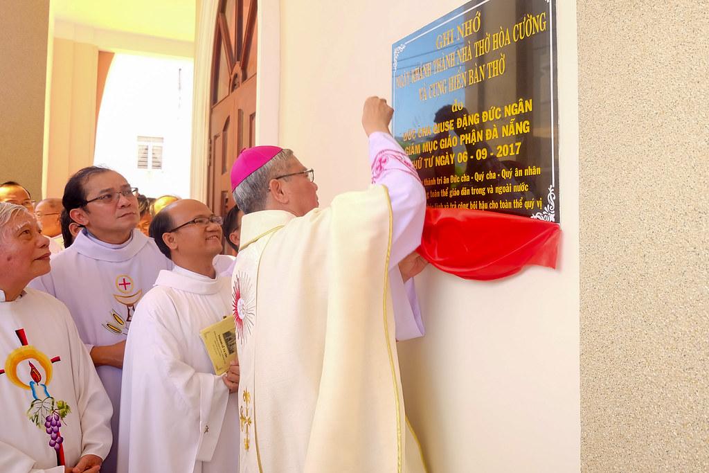 Thánh lễ tạ ơn khánh thành nhà thờ Hòa Cường – Giáo phận Đà Nẵng - Ảnh minh hoạ 7