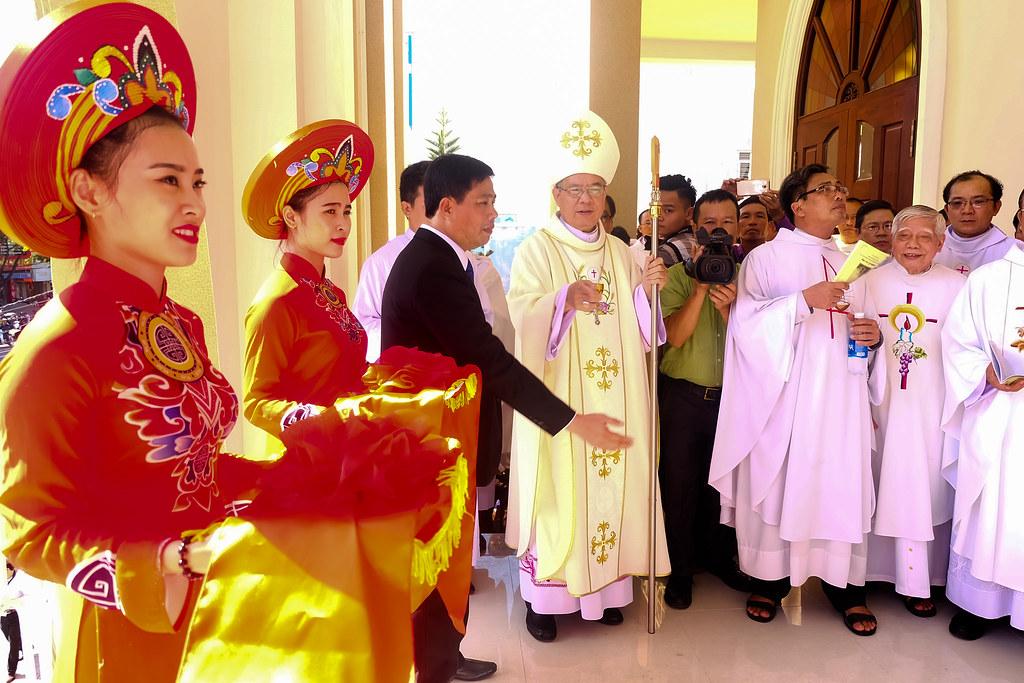 Thánh lễ tạ ơn khánh thành nhà thờ Hòa Cường – Giáo phận Đà Nẵng - Ảnh minh hoạ 5