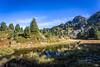 1V8A8113 (wanajo38) Tags: paysages typedephoto montagne lieux cielbleu chamrousse automne lac randonnée lacrobert lacdespourettes matin