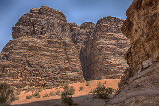 Impression from Wadi Rum