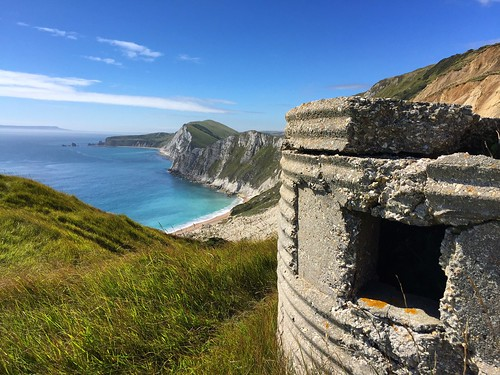 Pillbox With A View