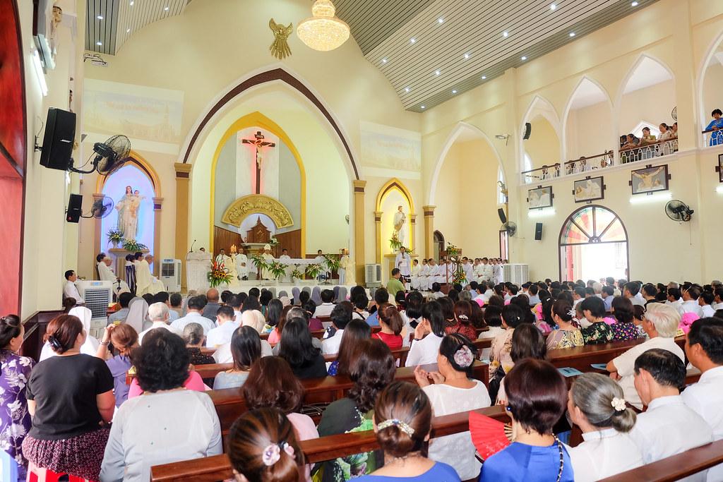 Thánh lễ tạ ơn khánh thành nhà thờ Hòa Cường – Giáo phận Đà Nẵng - Ảnh minh hoạ 57