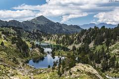 Lac Redon y Long de Colomers, Val d'Aran (sostingut) Tags: d750 llacspirineus pirineos primavera