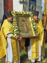 24. Престольный праздник в Кармазиновке