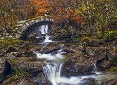 IMG_6135-HDR_Default (newbus2012) Tags: glen lyon waterfall richard schofield scotland ©rwschofield