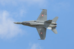 McDonnell Douglas F-18C Hornet (Boushh_TFA) Tags: mcdonnell douglas f18c hornet f18 j5025 025 swiss air force försvarsmaktens flygdagar 2016 malmen airbase flygplats escf malmslätt linköping sweden nikon d600 nikkor 300mm f28 vrii