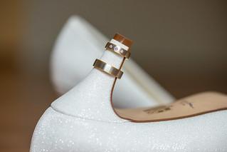 Ringe 4 mit Brautschuhen