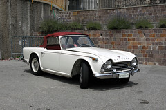 Triumph TR4 IRS (Maurizio Boi) Tags: triumph tr4 irs car auto voiture automobile coche old oldtimer classic vintage vecchio antique uk voituresanciennes