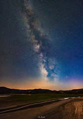 Untitled_Panorama1c (George Zois) Tags: milkyway astrophotography astrolandscape macedonia greece galacticcore night nikon samyang16mm rymnio river macedoniagreece makedonia timeless macedonian macédoine mazedonien μακεδονια