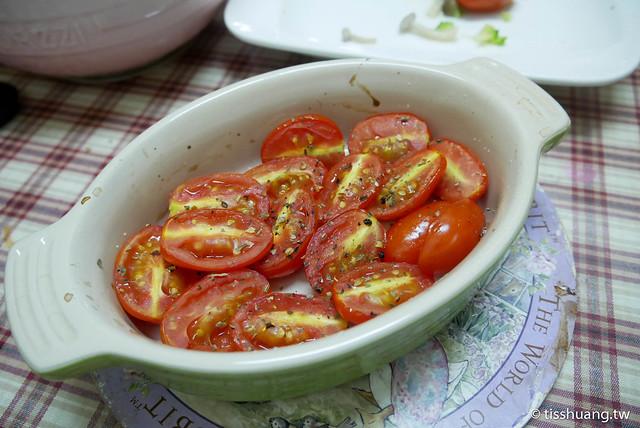 烤蕃茄食譜