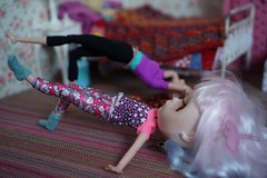 Blythe A Day 12 September 2017 -  Exercise