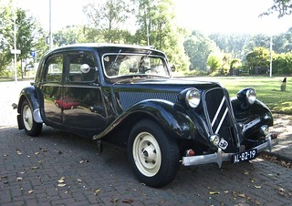 1951 CITROËN Traction Avant 11B Berline