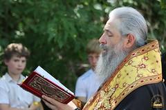 57. Крестный ход в скит святителя Иоанна Шанхайского