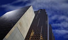 Bankers Hall Calgary. (Bernard Spragg) Tags: skyline cityscape urban tall buildings bankershallcalgary