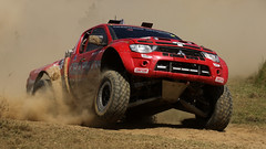 Gympie Short Course (Explore 18/09/17) (Alan McIntosh Photography) Tags: action sport motorsport dust race gympie