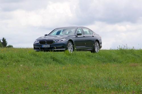 BMW 730 Ld XDrive G12 - 1