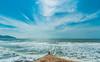 Imensos, infinitos. (Zé Luiz Dias) Tags: verde garopaba canon efs1022mm praia santacatarina brasil mar canonphotos américalatina siriú