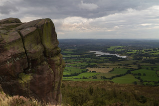 The Roaches: South-Western view