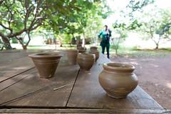 Pottery (Mark Griffith) Tags: amazon amazoncom bangalore india sonyrx100v worktrip bengaluru countryside ournativevillage offsite 20170920dsc00726