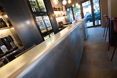_DSC2109 (fdpdesign) Tags: pizzamaria pizzeria genova viacecchi foce italia italy design nikon d800 d200 furniture shopdesign industrial lampade arredo arredamento legno ferro abete tavoli sedie locali