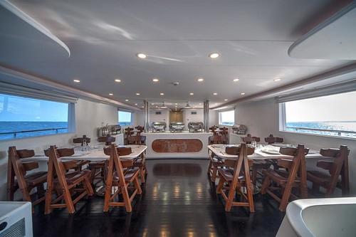 Restaurant main deck