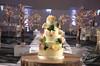 buttercream stripes syon garden asian (Jen's Cakery) Tags: jens cakery jenscakery london cake wedding weddingcakes syon syonhouse syonpark cactus