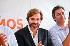 Autárquicas 2017: Pedro Passos Coelho em Arouca