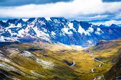 The amazing mountains outside Pachapaqui.