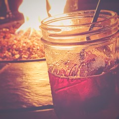 drink by the fire [Day 3143]